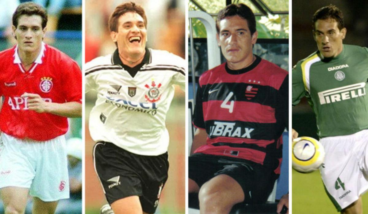 Carlos Gamarra volta a jogar aos 47 anos