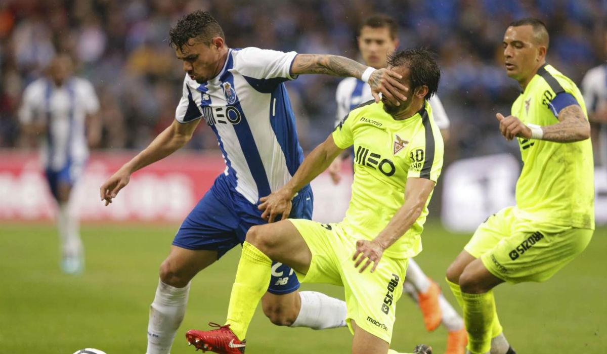 FC Porto é o único dos grandes que tem a história contra si