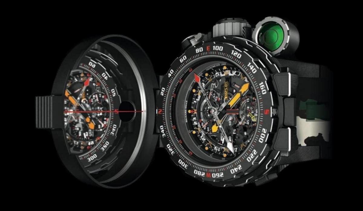 Relógio do Rambo custa mais de 800 mil euros