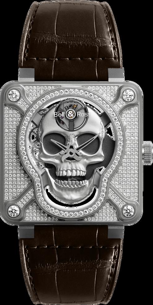 Bell & Ross aposta no símbolo da morte em edição inovadora e limitada