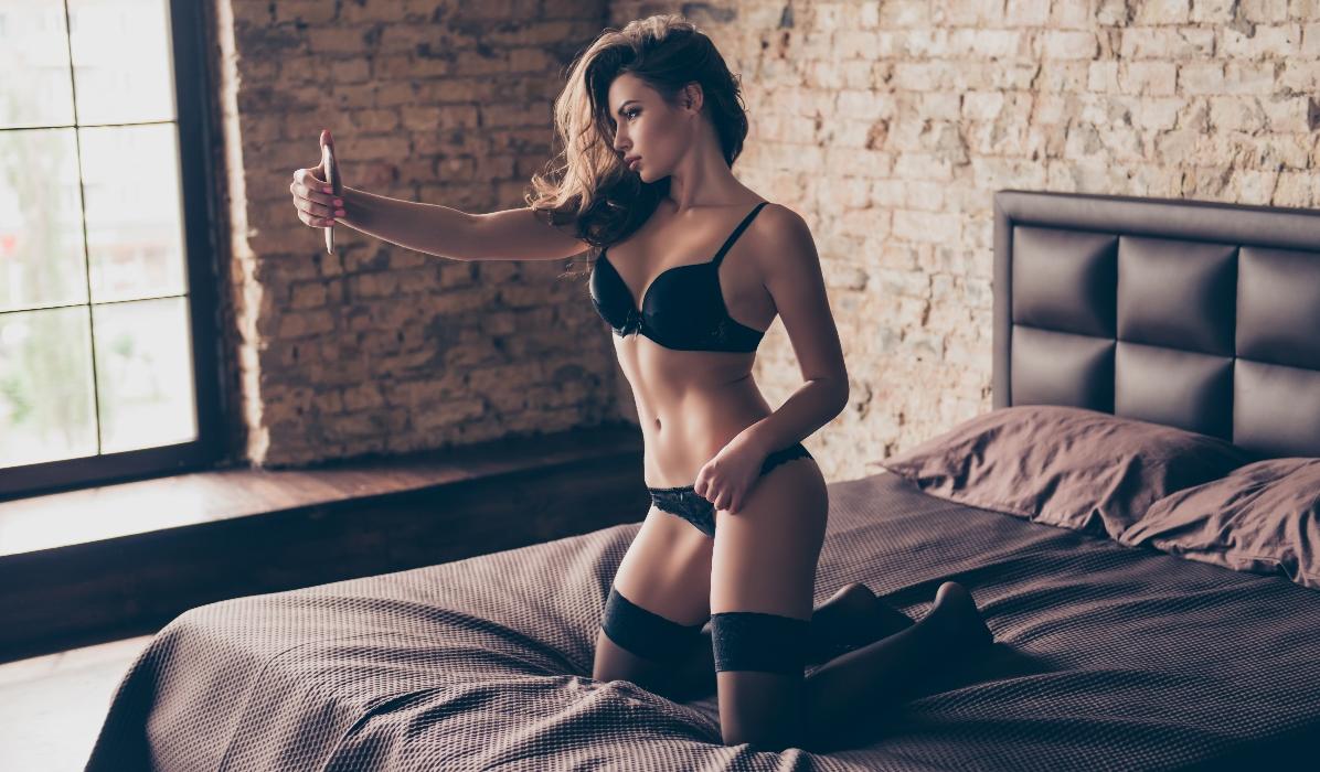 Selfies sensuais geram discórdia entre investigadores