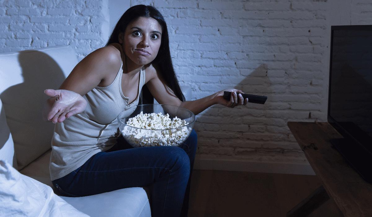 Casais preferem ver filmes e séries do que fazer sexo