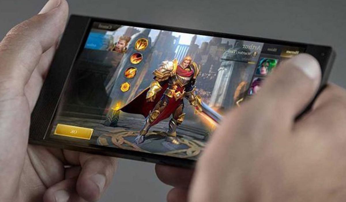 Os melhores smartphones para perder horas a jogar