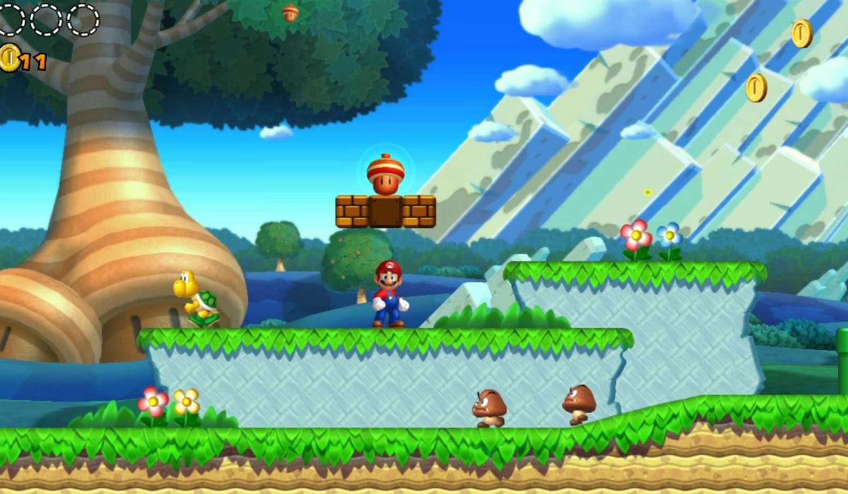 Super Mario vai ter mais uma aventura na Switch