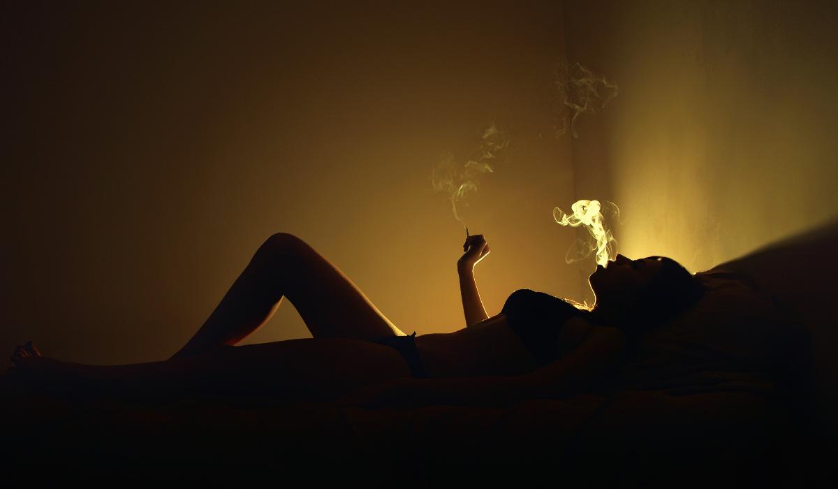 Mulheres que consomem drogas têm mais e melhor sexo