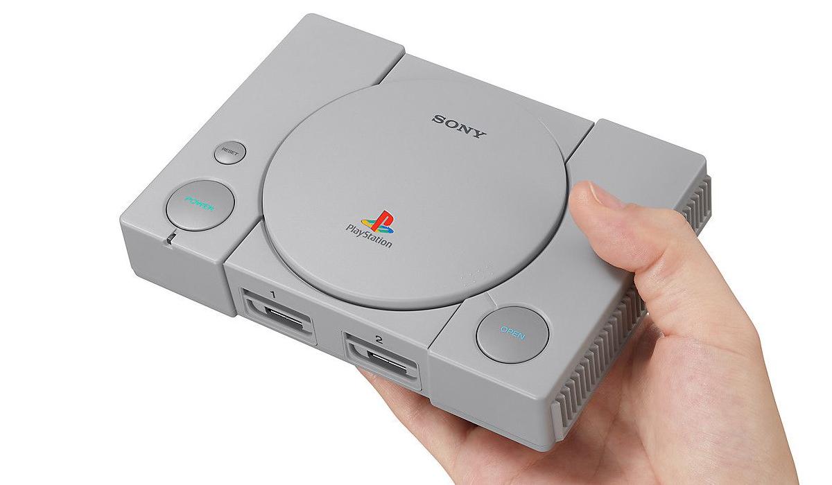 """Consola """"Playstation Classic"""" é a nova aposta da Sony"""