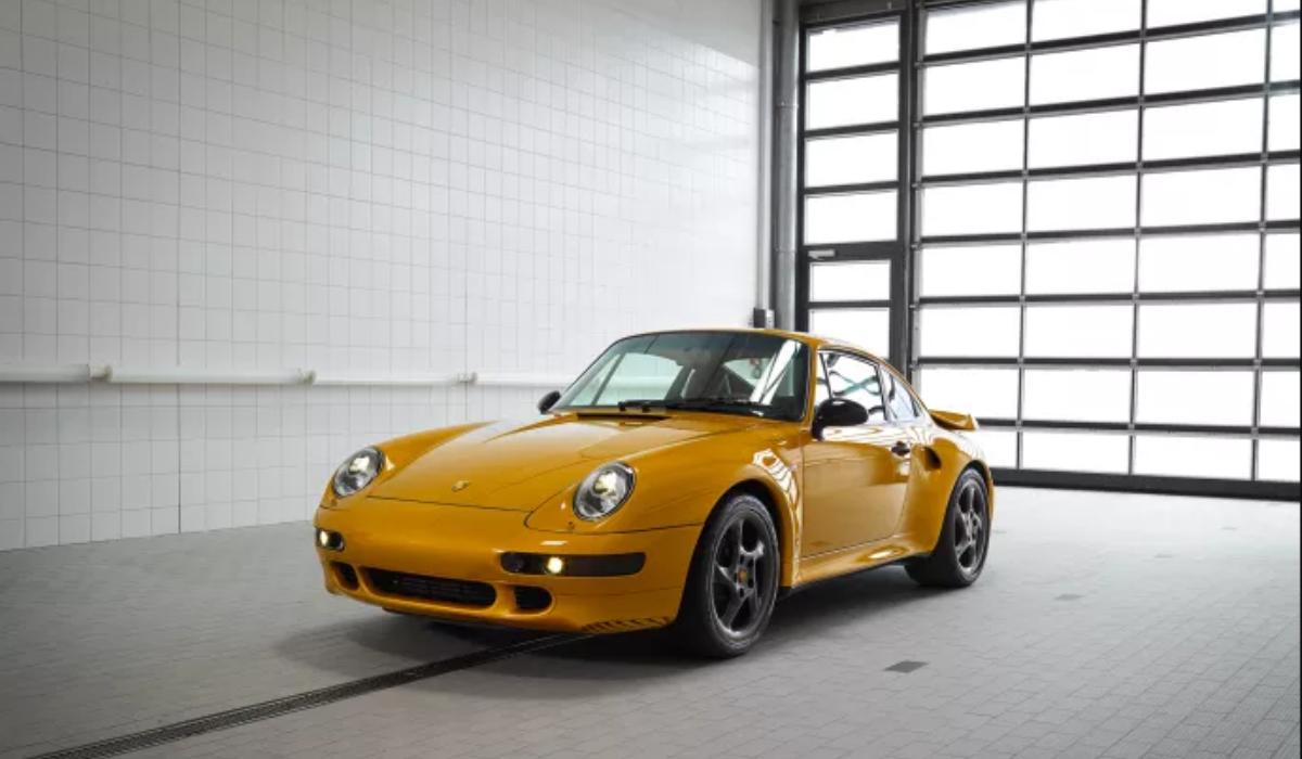 A revolta dos anos 90 chegou também à Porsche