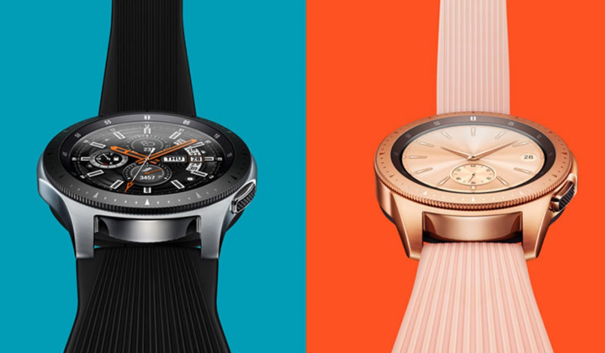 Samsung Galaxy Watch disponível em pré-venda em Portugal