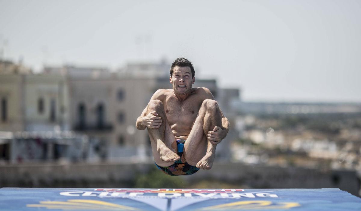 Uma varanda para o Adriático para se encontrar o novo campeão