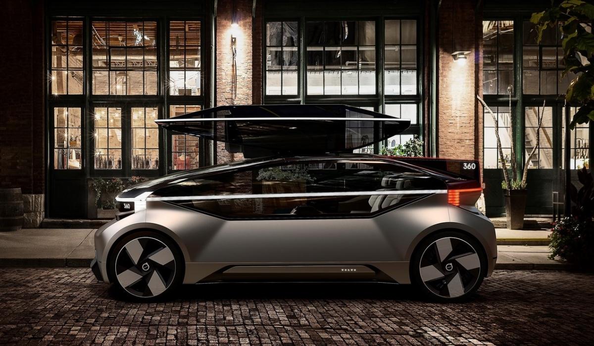 Volvo desenha carro para competir com aviões