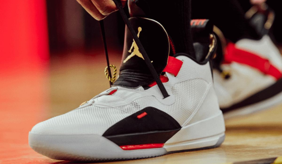 Air Jordan 33 criados para mudar o jogo
