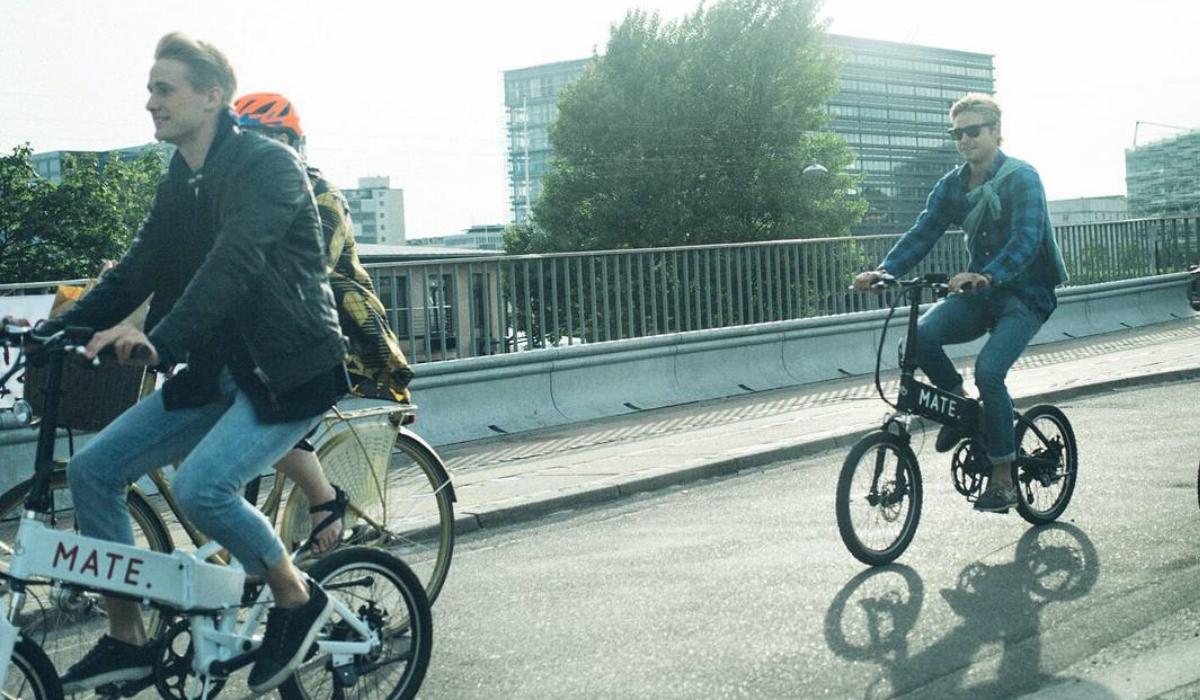 A bicicleta da moda que rende milhões aos criadores