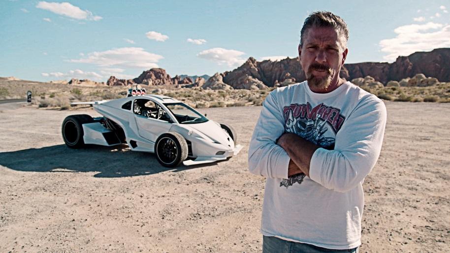 David Ankin, o homem que transforma em realidade os sonhos dos amantes de motores
