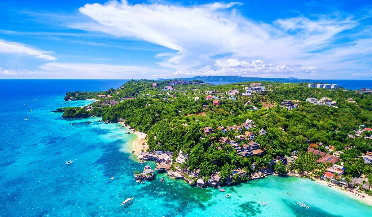 Ilha Boracay, o paraíso está de volta depois de seis meses de pausa