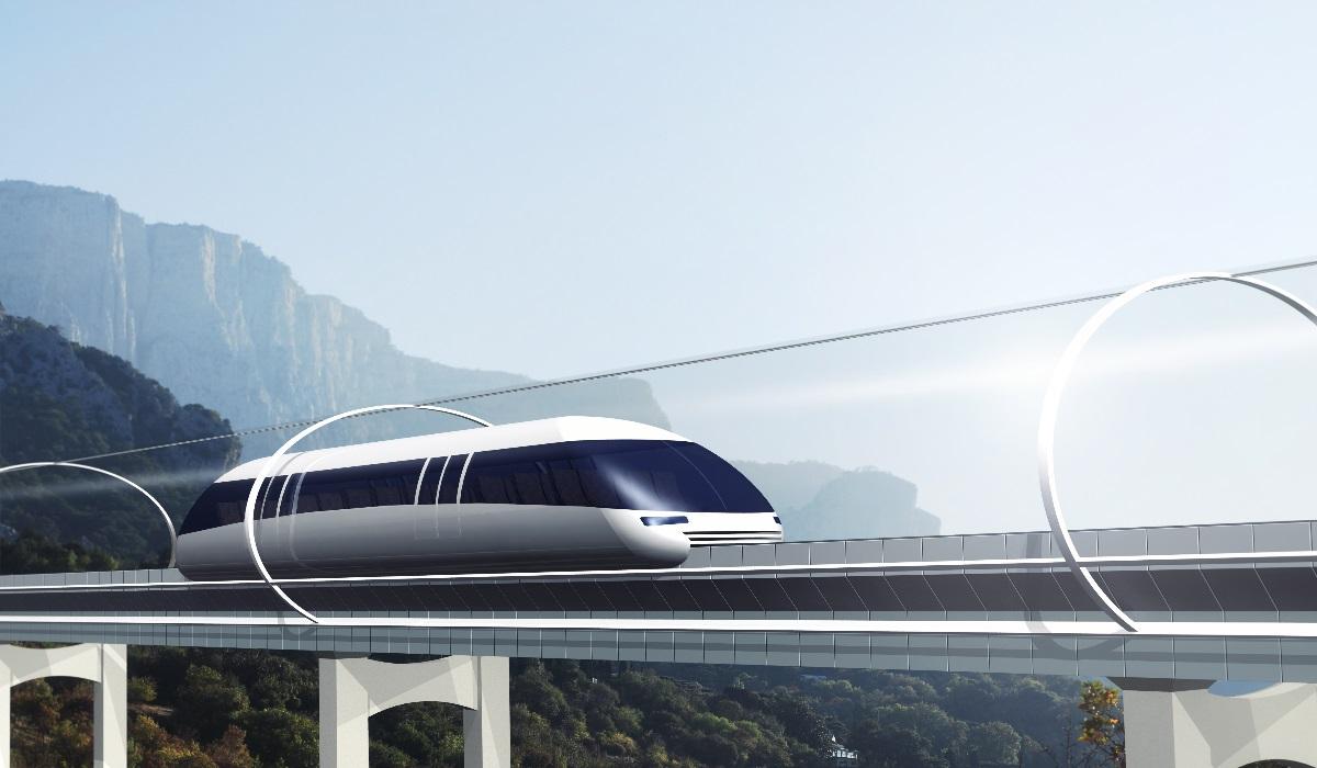 Hyperloop, o comboio do futuro que vai bater os 1000 km/h