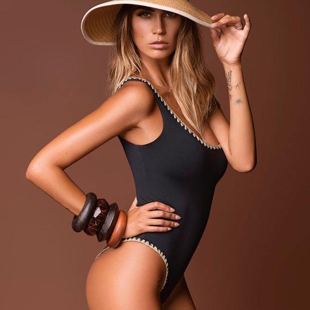 Melissa Satta, a italiana que provocou o divórcio de Kobe Bryant e ignora Cristiano Ronaldo