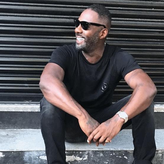 Vai poder beber cocktails com Idris Elba, o desejado James Bond, em Londres