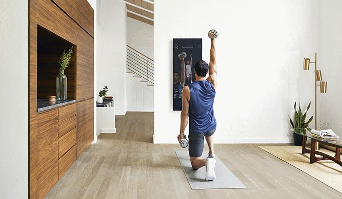 Mirror, o espelho inteligente para quem gosta de treinar em casa