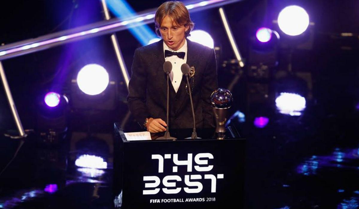 """Luka Modric, de """"flop"""" de José Mourinho a melhor do mundo"""