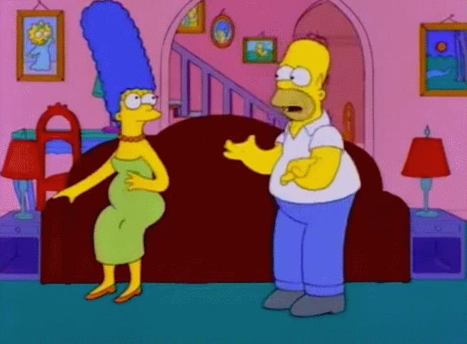 """Revelado um dos maiores erros dos """"Simpsons"""", que aconteceu em 1995"""