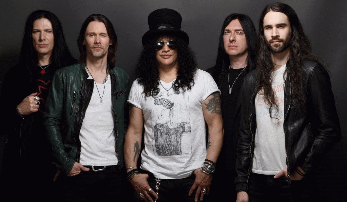 Acordo com ex-mulher permite a Slash, que irá atuar em Portugal, manter coleção de guitarras