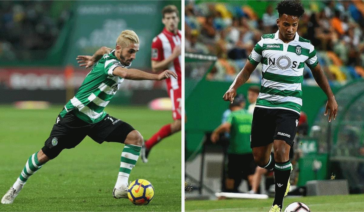 Sporting não se consegue livrar da maldição do número 7