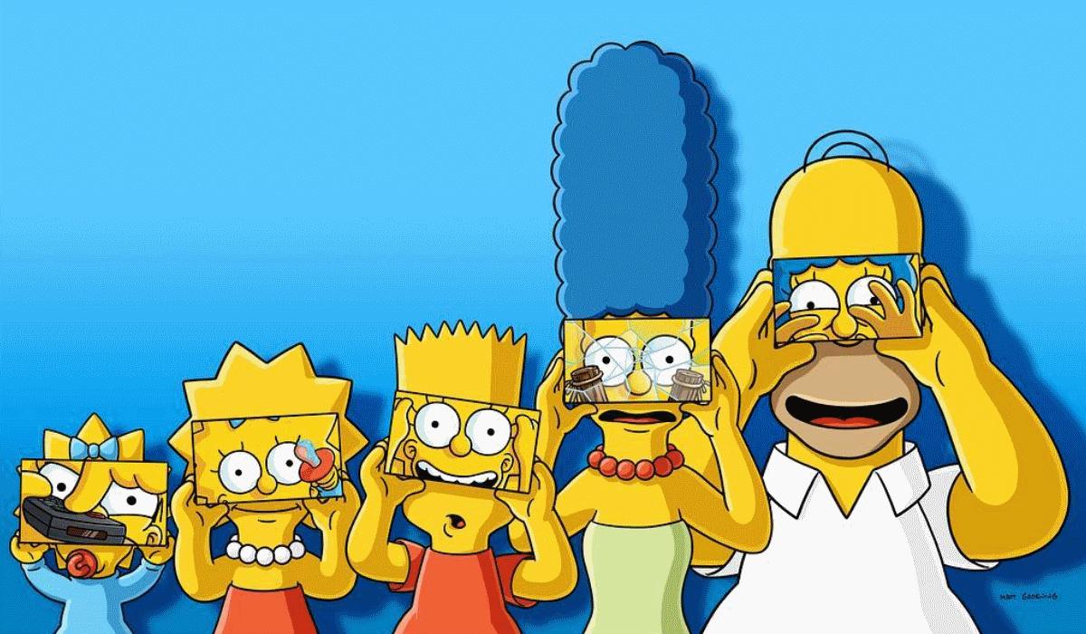 Revelado um dos maiores erros dos Simpsons