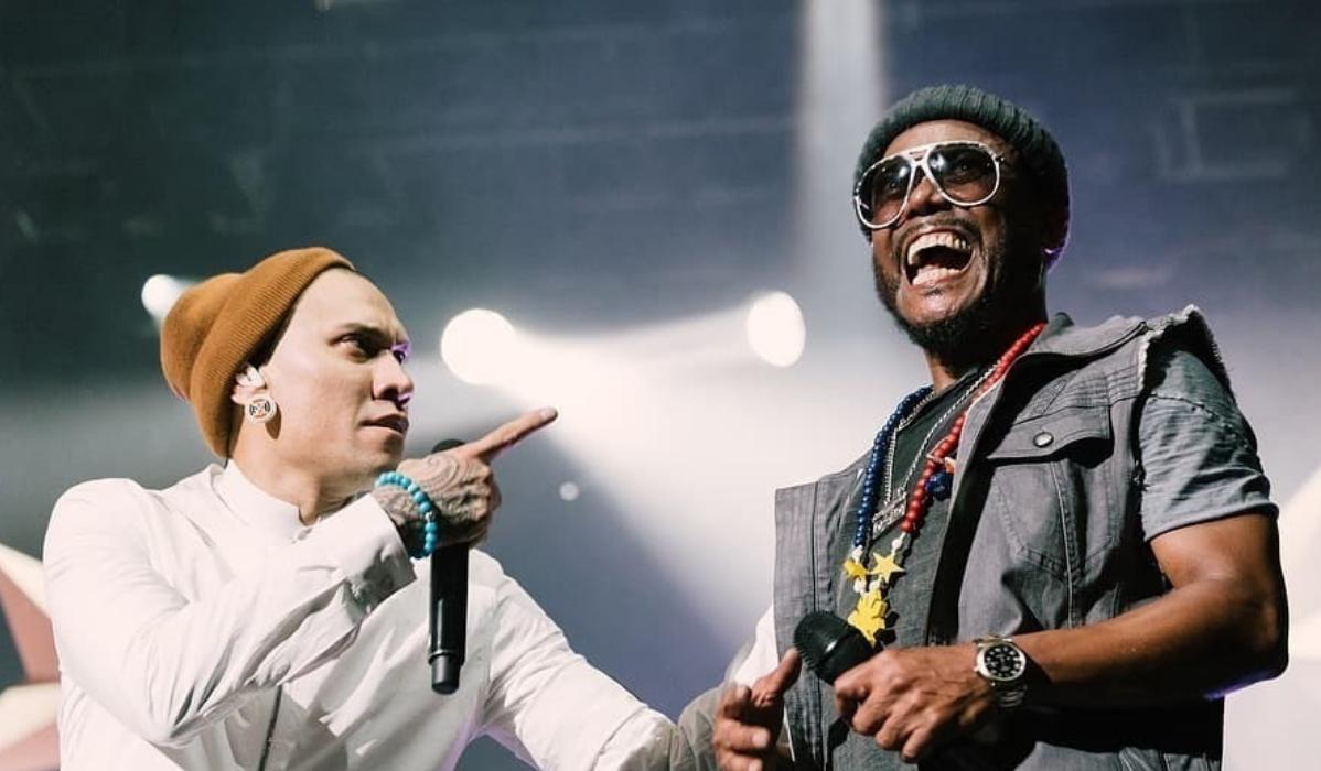 Black Eyed Peas lançam álbum oito anos depois