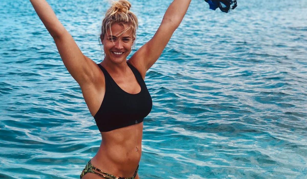Gemma Atkinson, a mulher que trocou Ronaldo pelo fitness