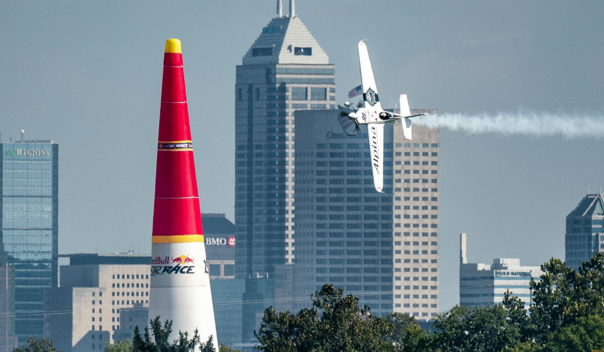 Tudo adiado para a última etapa da Red Bull Air Race World Championship
