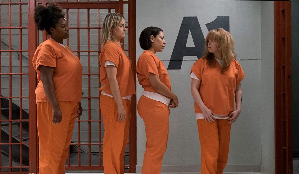 As cenas de amor lésbico na prisão têm os dias contados