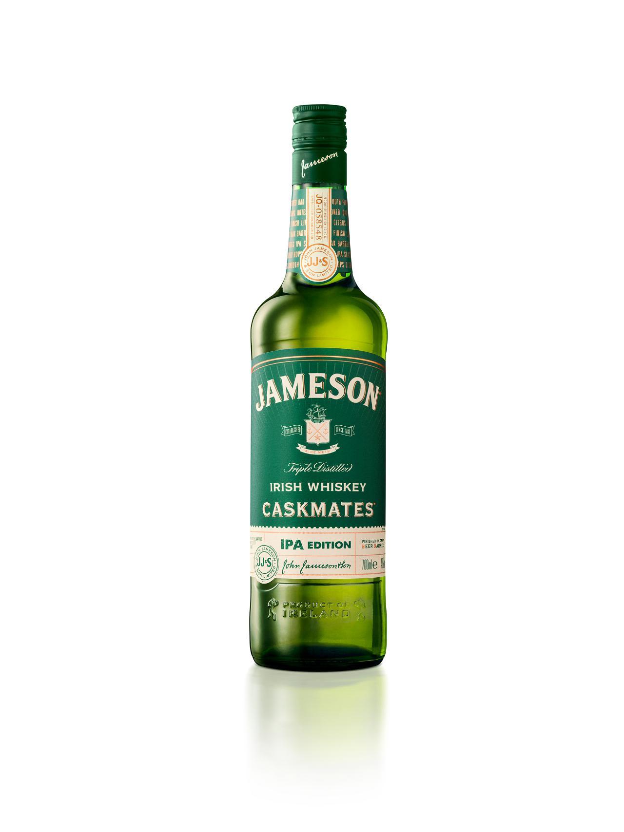 Já pode beber Jameson Caskmates IPA em Portugal