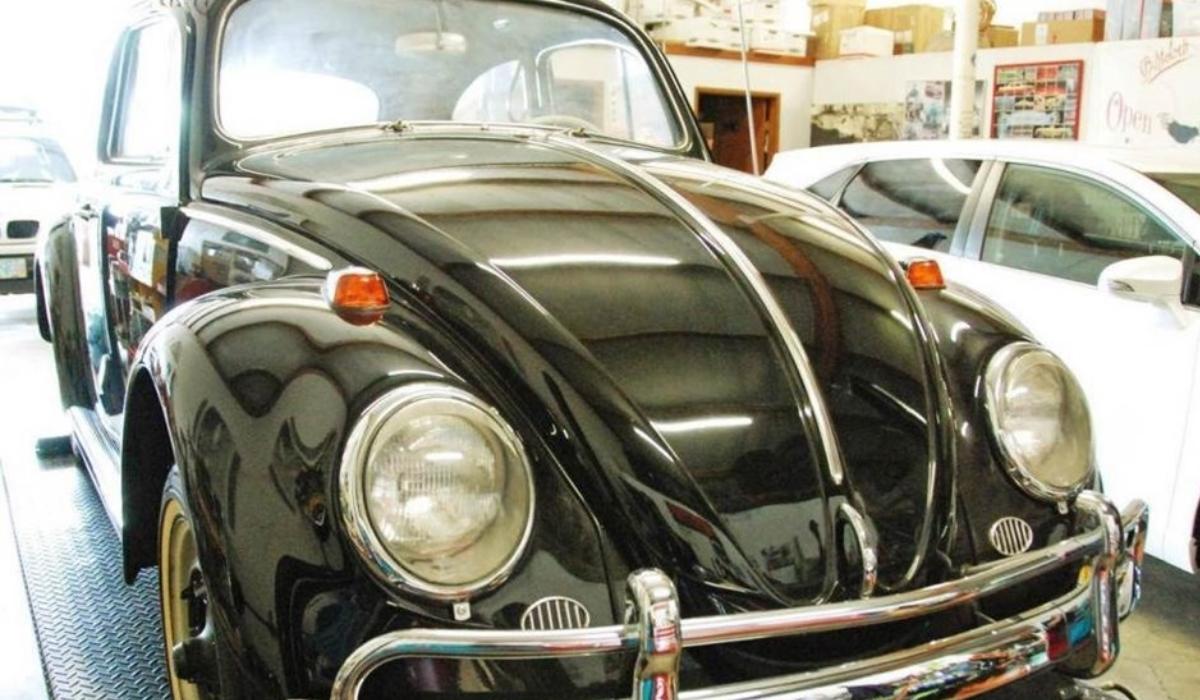 """Este """"Carocha"""" é de 1964, tem apenas 35 km's e custa uma fortuna"""