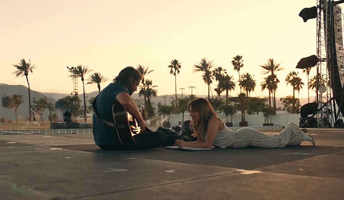 """Bradley Cooper e Lady Gaga invertem papéis e arriscam tudo em """"Assim Nasce Uma Estrela"""""""