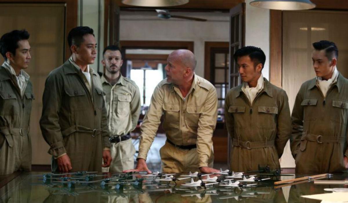 Filme com Bruce Willis já não vai estrear por causa de crime cometido