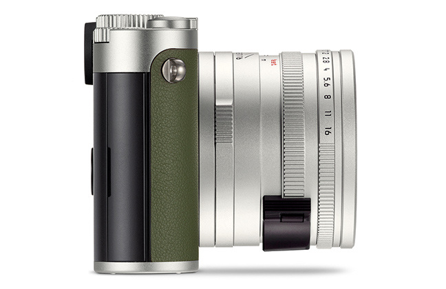 Leica Q Khaki, a máquina de edição limitada para quem gosta de fotos clássicas e com estilo