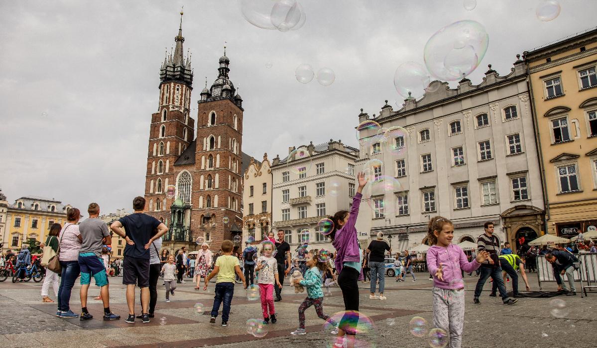 """As Viagens do Tito: """"Cracóvia é a cidade europeia mais bonita que já visitei"""""""