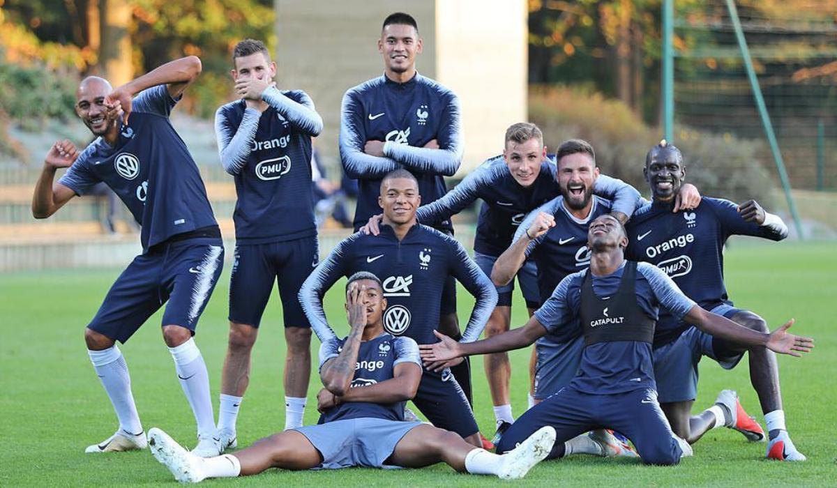 Craque da seleção francesa admite ter roubado para sobreviver