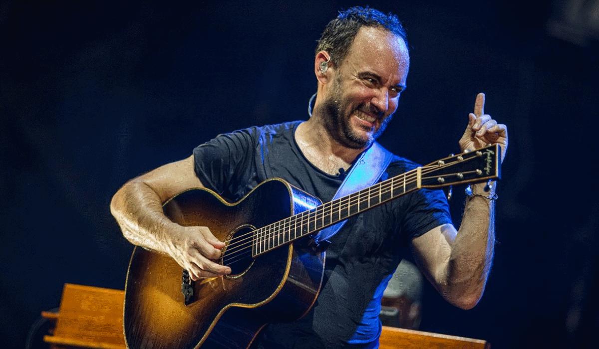 Digressão europeia de Dave Matthews Band acaba em Portugal