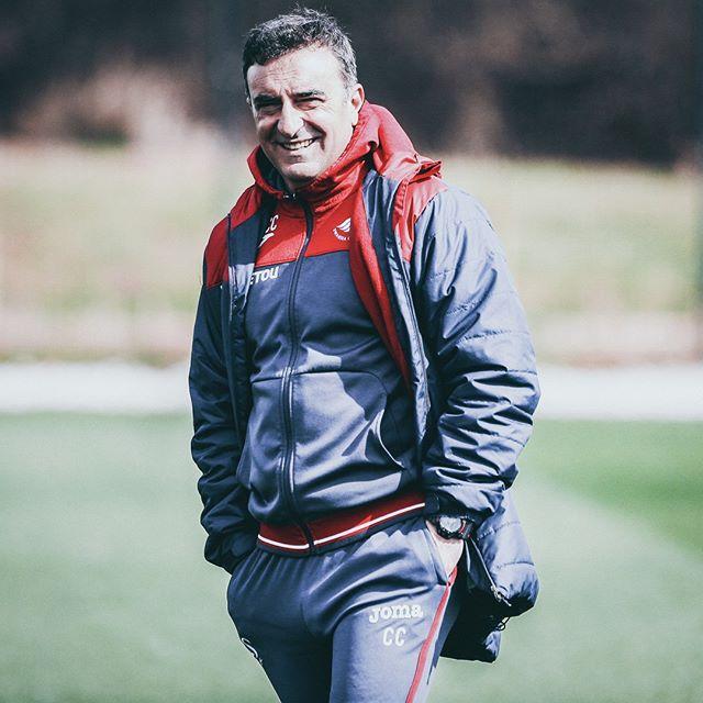 Carlos Carvalhal revela o que fez ao treinador que quis escolher a equipa para um jogo
