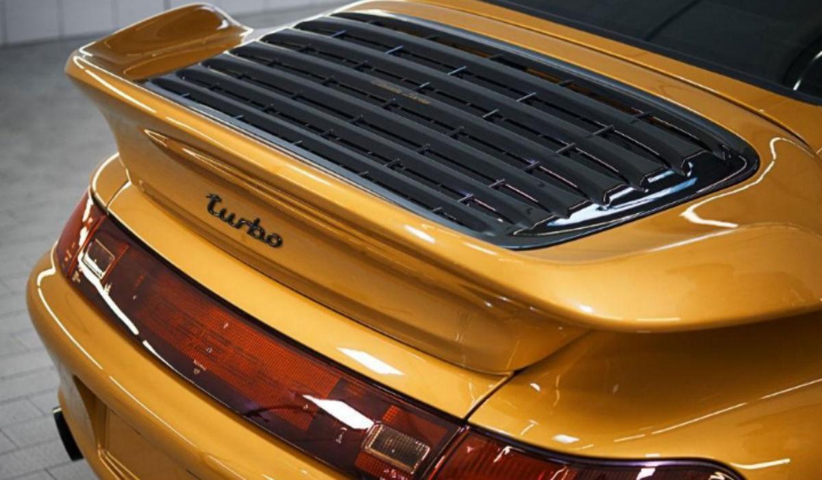 Bastaram 10 minutos para vender este Porsche exclusivo