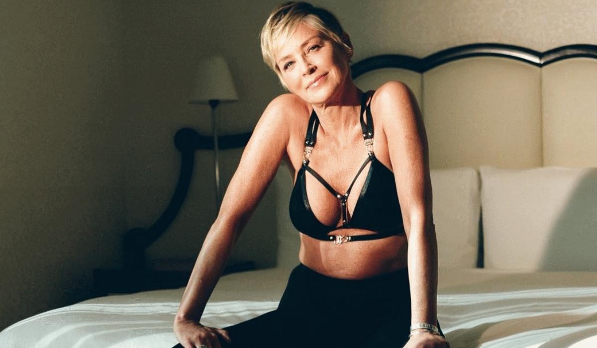 Sharon Stone já não acredita no amor, mas assume paixão por três homens