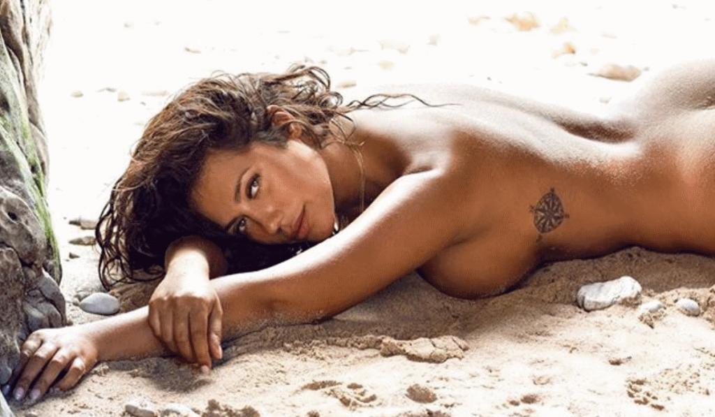 Sofia Ribeiro e a nudez da discórdia
