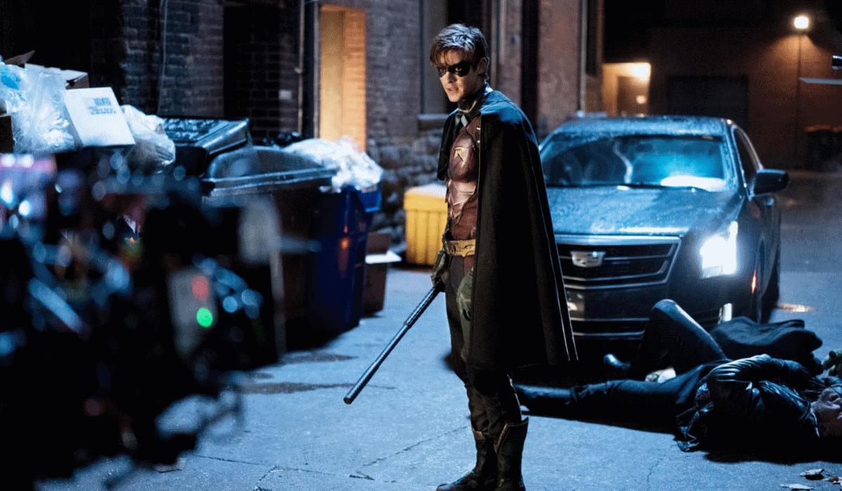 """""""Titans"""" são os novos super-heróis da Netflix"""