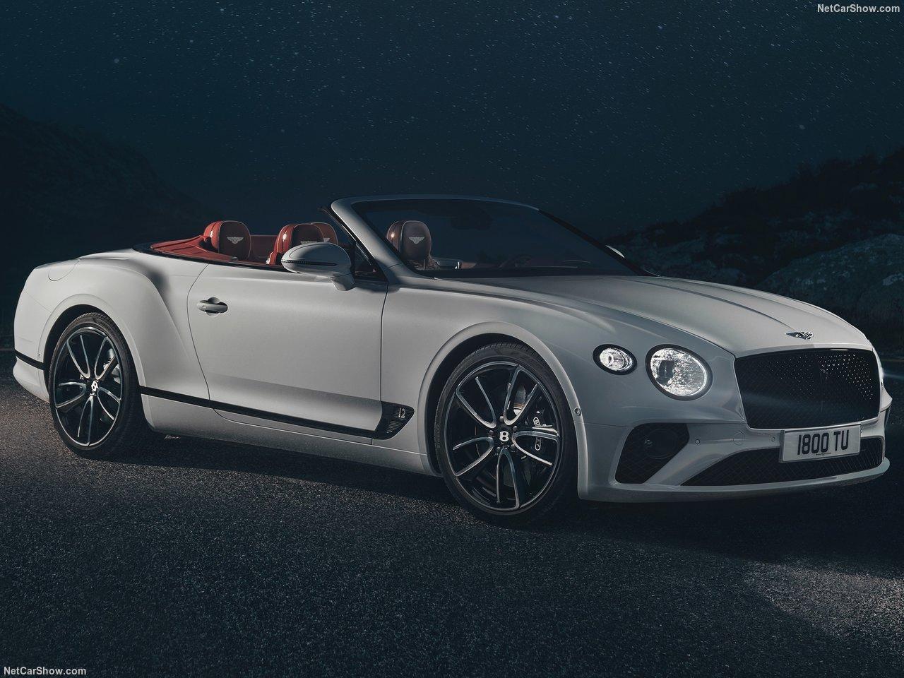 Bentley Continental GTC é o seu primeiro desejo para 2019