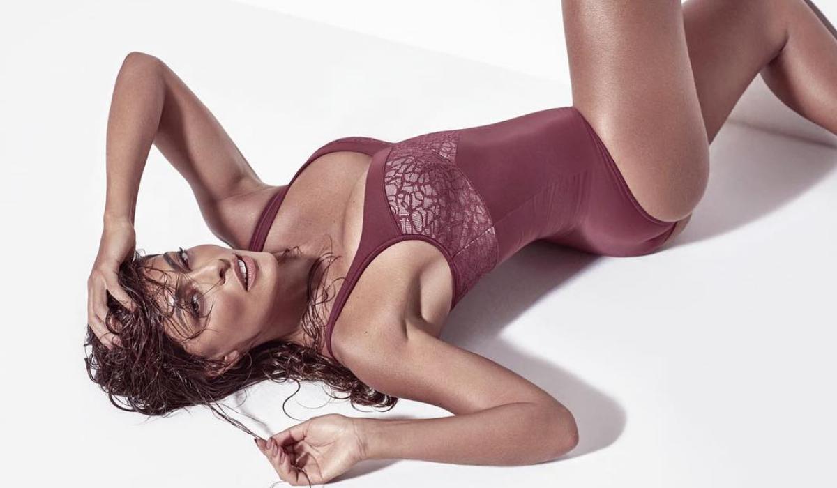 """Juliana Paes em lingerie: """"Eu estou linda"""""""