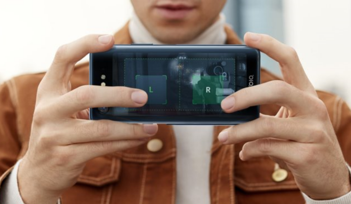 Smartphone perfeito: dois ecrãs e sem notch