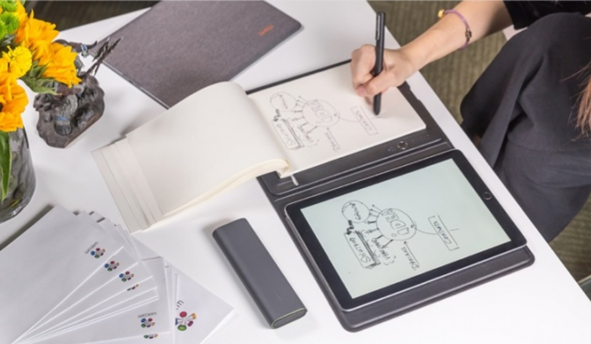 Já pode desenhar numa folha e passar para o computador