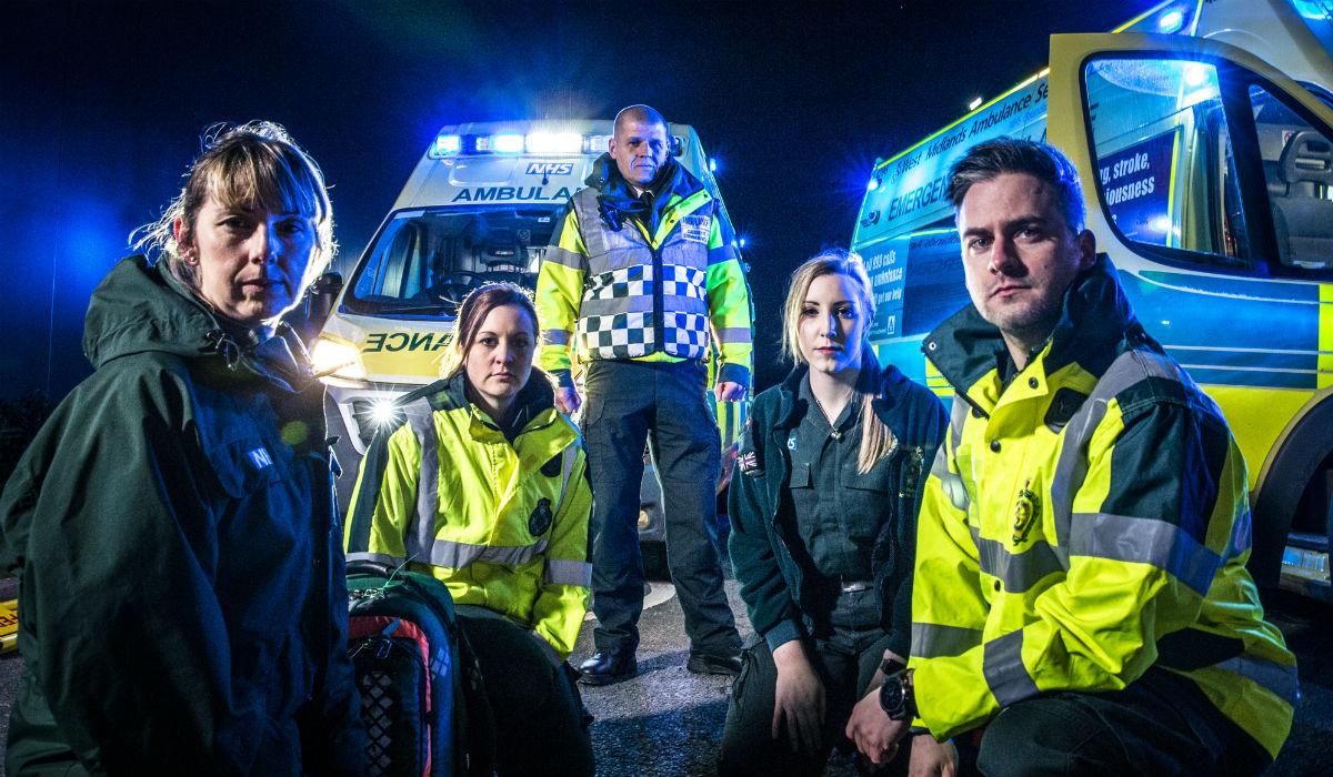 """""""Ambulance"""", a série que o leva ao emocionante mundo dos serviços de emergência"""