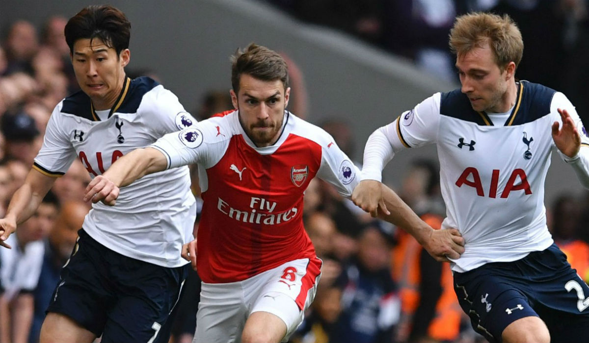 8 factos que não sabe sobre a mítica rivalidade entre Arsenal e Tottenham